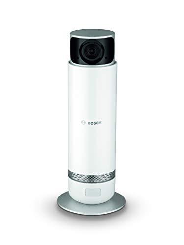 Bosch Smart Home 360° Innenkamera (2. Generation, Variante für Deutschland, Österreich,...