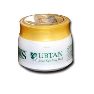 Habibs Ubtan, Yellow, 100 g
