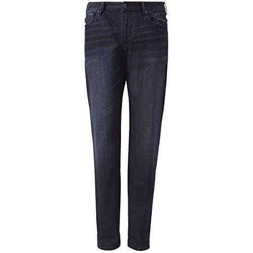 Armani uomo j06 slim fit jeans 46 regolari blu denim