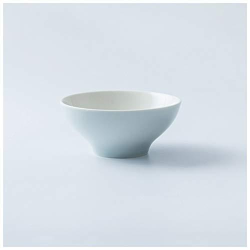 YYF Bol en Céramique Ménager Rice - Bol Simple Créatif Mignon 5 Pouces (12.5 cm) (Color : Blue)