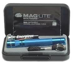 Maglite Blue Solitaire Torch AAA - Boxed