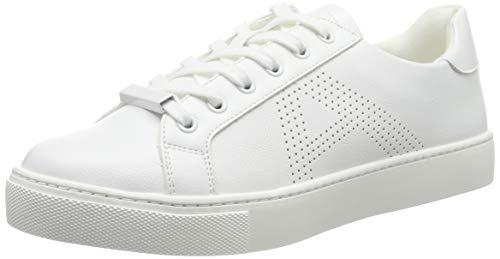 ALDO Damen CALODITH Sneaker, Weiß (White 100), 38 EU