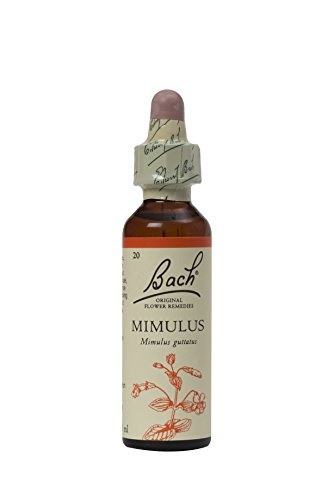 Bach Original Flower Remedies - Mimulus 20ml-packaging may vary