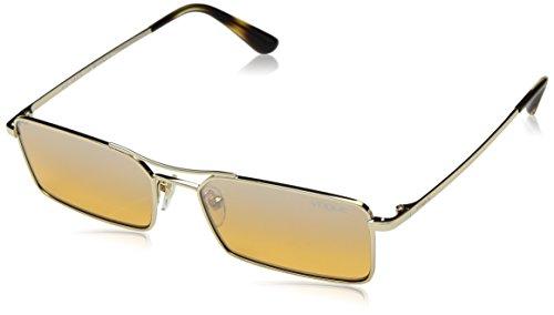 Vogue Damen Sonnenbrille 848/7H Pale Gold, 55