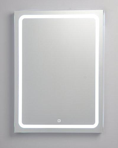 M.S.I International Turin-Espejo baño LED 50x
