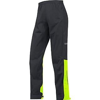 Gore Wear Herren C3 Tex Active Hose, Black/Neon Yellow, L