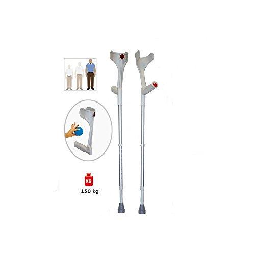 Ayudas dinamicas - Bastón de aluminio extra largo