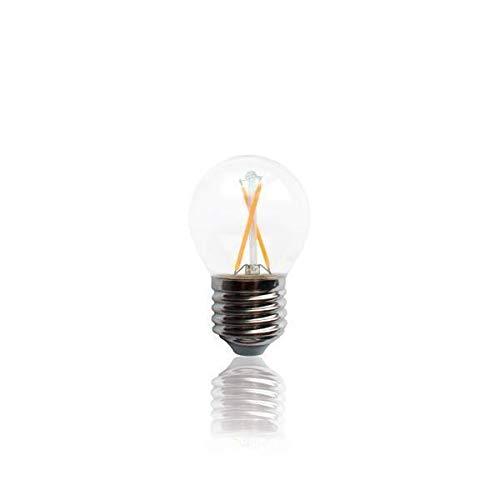 LED Lampe Tropfen E27 2W klar 2700K -