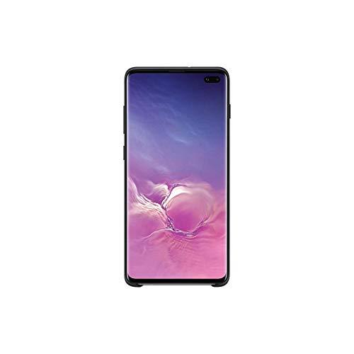 Samsung EF-PG975TBEGWW Custodia in Silicone per S10+, Nero
