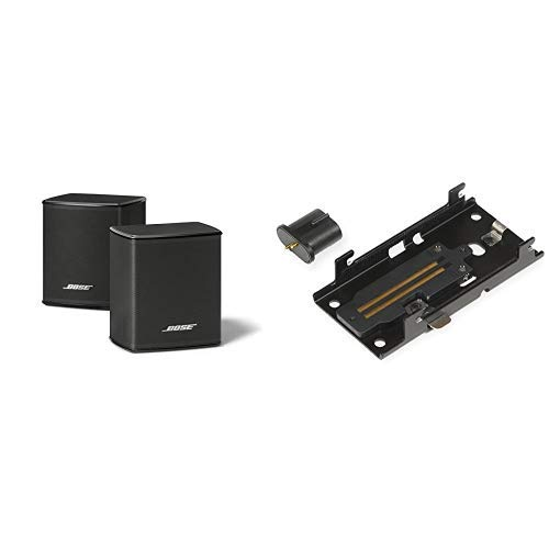 Bose Surround Speakers Schwarz & Bose ® WB-50 Slide Connect Wandhalterung schwarz (Ii Bose Music System)