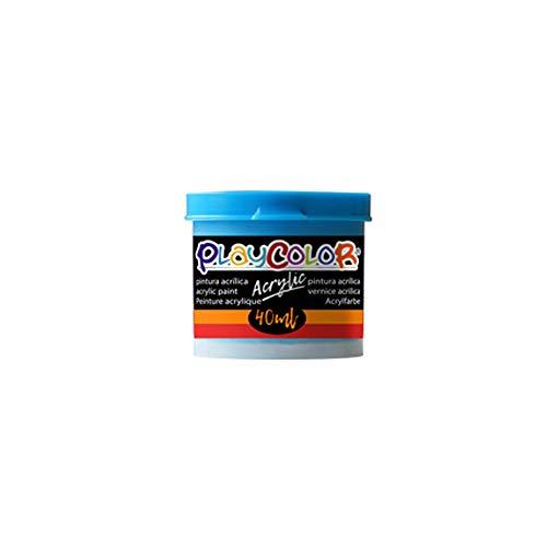 PlayColor Acrílico Basic 18261, Azul Claro