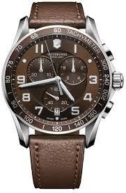 VICTORINOX CHRONO CLASSIC orologi uomo V241653