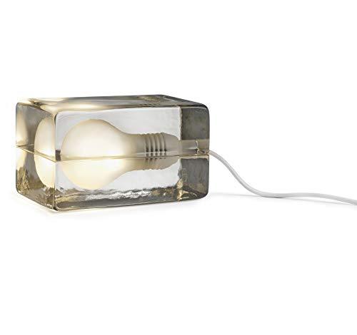 Block Lamp Corde Blanche