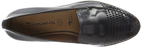 Tamaris Damen 24310 Slipper Blau (Navy 805)