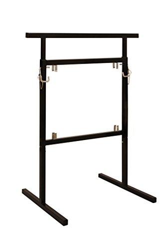 Nordlinger Pro 640027Helsinki 2er-Set Tischböcke, aus Metall, mit zerlegbaren Füßen, maximale Belastung 300kg