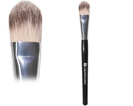 Liquidflora Pinceau 03 Base Pour Fond De Teint Maquillage Make Up Hypoallergénique