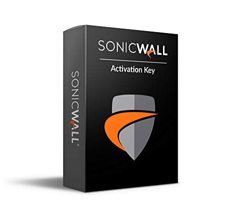 Professional Design Realistic Sonicwall Capture Client Basic + 24x7 Support 3 Years Subscription Licence