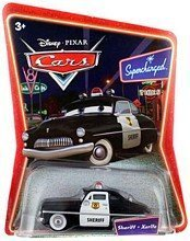Sheriff - Disney Pixar Cars by Mattel