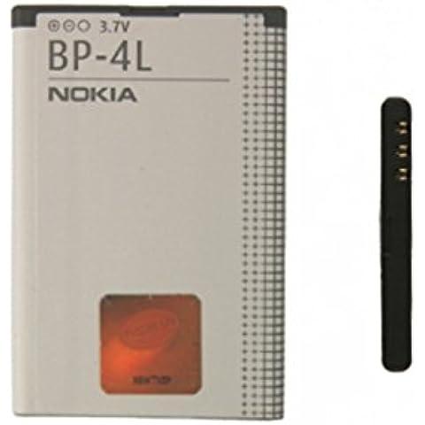 Cellulare batteria BP-4L originale per Nokia 6650F, 6760s, E52, E55,