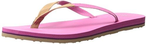 UGG® Australia - Women´s Magnolia - Damen Zehengreifer mit zweifarbigem Lederzehensteg 1007563, Pink Azalea, 36 EU
