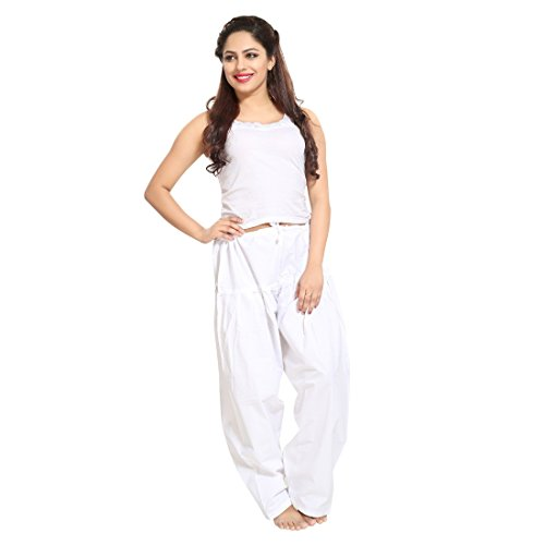 Dream & Dzire Women's Cotton Solid Readymade Salwar