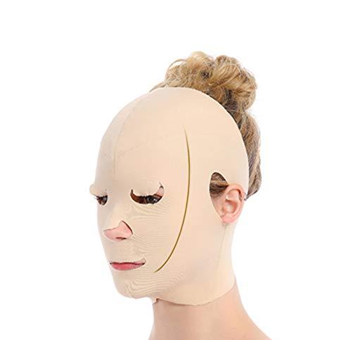 GXHLYZY LYZY Kleines Gesicht Werkzeug V Gesicht Verband Dünne Gesicht Schönheitsmaske Faule Schlafmaske Männer Und Frauen V Gesicht Bandage Shaping Lifting Straffendes Gesicht Dünne Doppelkinn