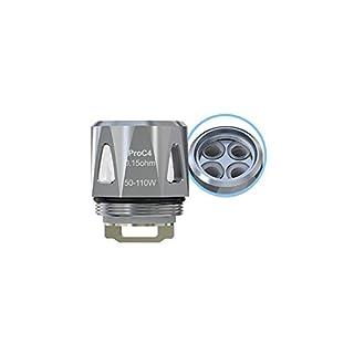 Original Joyetech Pro C4 DL Coil 0.15 ohm (Pack of 5) for ProCore Aries Atomizer Primo Mini Primo 2.0