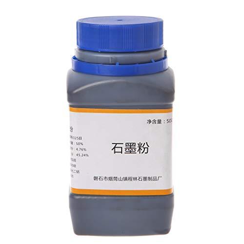 ZChun - Lubricante de polvo fino de grafito para cerradura de cilindro de coche (500 g)