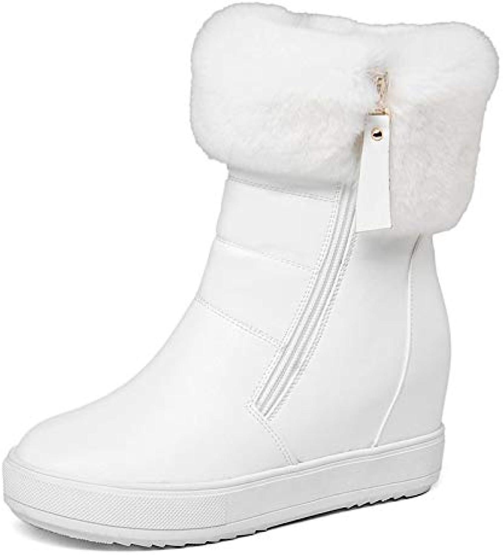 Moda Bambina Neve Caldo Invernale Stivali Impermeabile Esterno Alta Scarpe Abbigliamento e accessori Bambini 2 - 16 anni