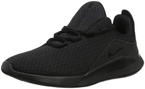 Nike viale, scarpe running donna, nero black 002, 38 eu