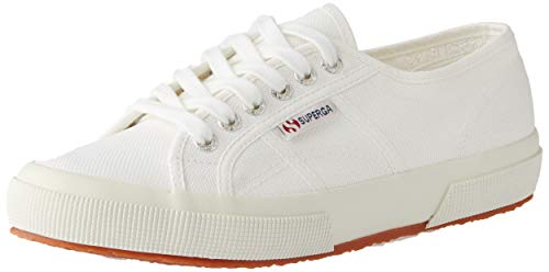 Superga 2750 Cotu Classic, Sneakers Unisex Adulto, Bianco (901 White), 44 EU