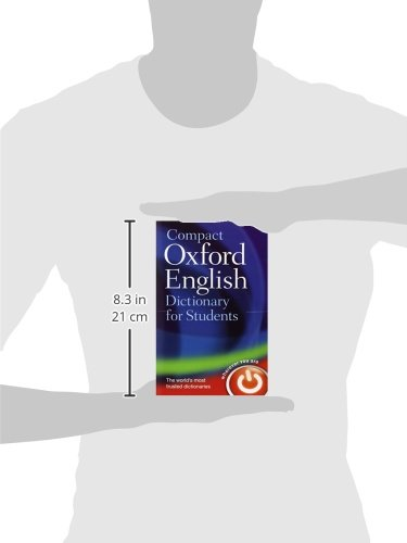 Compact Oxford English Dictionary for Students: For University and College Students - 3