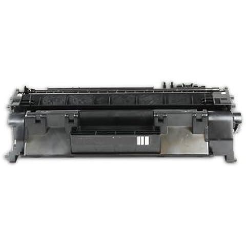 Compatibile per HP LaserJet P 2055 DN - CE505A - Toner nero - Per ca. 2300 paginas (5% copertura)