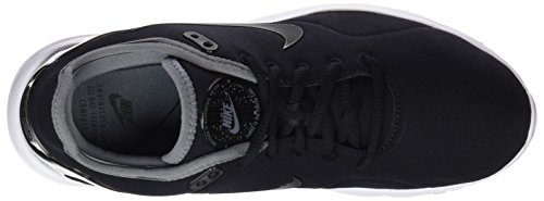 Nike 882266, Sneakers Basses Femme Multicolore (Black / Black / Cool Grey / White)