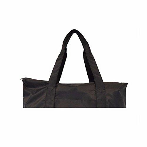 kurze reisetasche gepäck tasche mit großer kapazität klappbar, leichte und einfache,po - blau po - blau