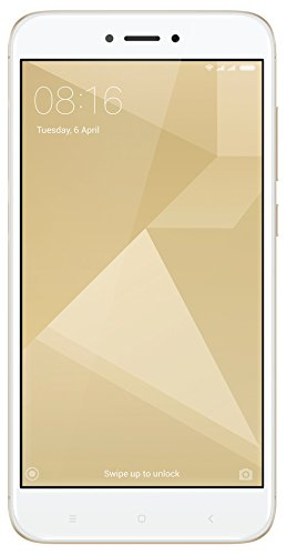 Redmi 4 (Gold, 16 GB)