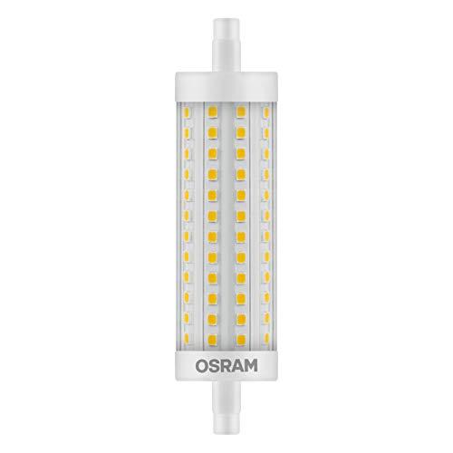 Osram LED SuperStar Special Line, mit R7S-Sockel, dimmbar, Ersetzt 75 Watt, 78 mm Länge, Klar, Warmweiß - 2700 Kelvin, 1er-Pack