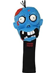 WINNING EDGE ZOMBIE GOLF DRIVER HEADCOVER. BLUE