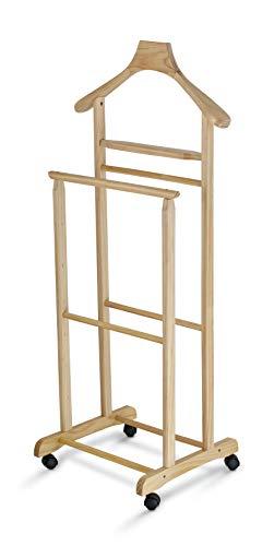 Domopak living indossatore, legno, beige, 47x36x104