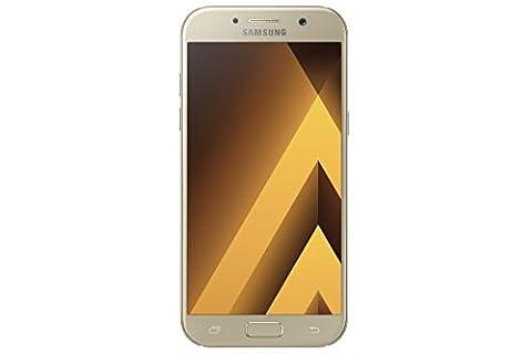 Samsung Galaxy A5 2017 SIM-Free Smartphone - Gold