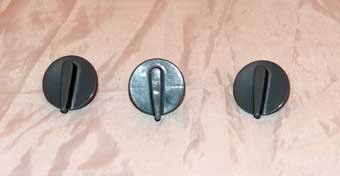 Moulinex–Botón gris para mini horno Moulinex