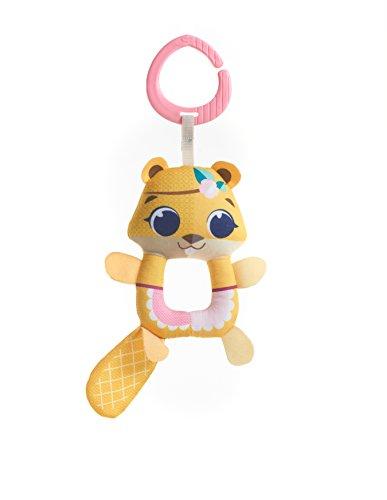 Tiny Love 3333111511 Albertina Squeaker Stoffspielzeug Mobile, gelb