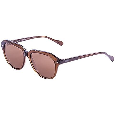Ocean Mavericks-Occhiali da sole, colore: marrone trasparente/Brown Lens