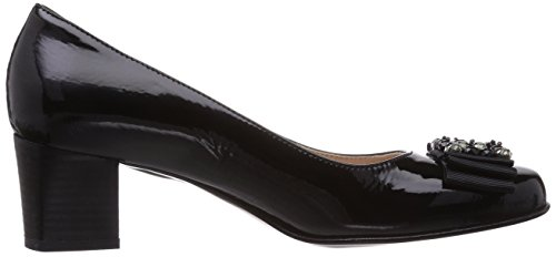 Diavolezza CLEO Damen Pumps Schwarz (Black)