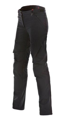 Dainese New Drake Air Damen Frauen Tex Motorradhose, Schwarz, Größe 44