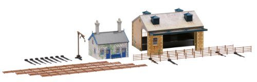 Hornby R8230 Calibre 00 Construction Extension Lot 4