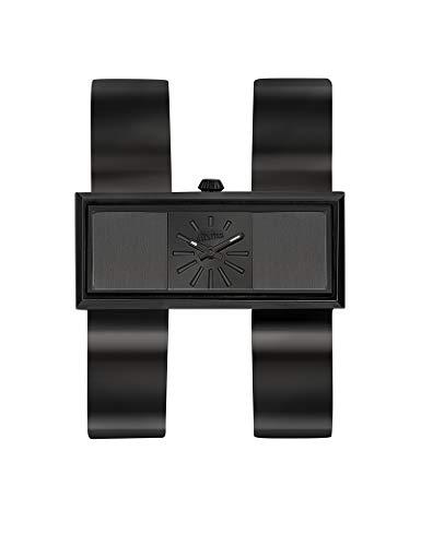 Reloj Jean-Paul Gaultier en Acero Mujer Negro