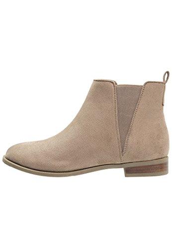 Stiefel Anna (Anna Field Ankle Boots Stiefel Damen Beige, Größe)