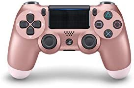 Sony PS4 Dualshock 4 Controller, Rose Gold (Official Version)