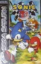 Sonic R - Saturn - PAL [Sega Saturn]